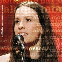 Alanis Morissette - MTV Unplugged - Poster / Capa / Cartaz - Oficial 1