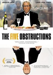 As Cinco Obstruções - Poster / Capa / Cartaz - Oficial 1