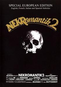 Nekromantik 2 - Poster / Capa / Cartaz - Oficial 2