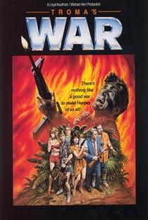 Porkos' I: Uma Guerra Muito Louca - Poster / Capa / Cartaz - Oficial 1