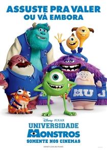 Universidade Monstros - Poster / Capa / Cartaz - Oficial 7