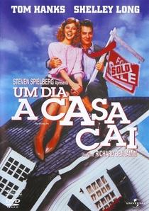 Um Dia a Casa Cai - Poster / Capa / Cartaz - Oficial 3