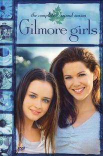 Gilmore Girls: Tal Mãe, Tal Filha (2ª Temporada) - Poster / Capa / Cartaz - Oficial 1