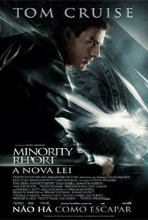Minority Report: A Nova Lei - Poster / Capa / Cartaz - Oficial 5