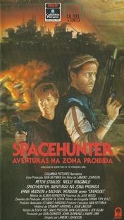 Spacehunter: Aventuras na Zona Proibida - Poster / Capa / Cartaz - Oficial 3