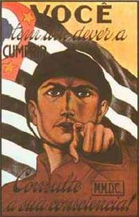 A Guerra dos Paulistas - Poster / Capa / Cartaz - Oficial 1