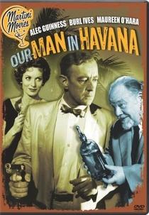 O Nosso Homem em Havana - Poster / Capa / Cartaz - Oficial 2