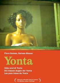 Os Olhos Azuis de Yonta - Poster / Capa / Cartaz - Oficial 2