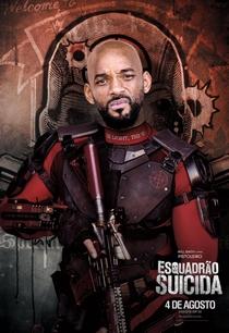 Esquadrão Suicida - Poster / Capa / Cartaz - Oficial 39