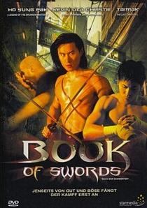 O Livro das Espadas - Poster / Capa / Cartaz - Oficial 3