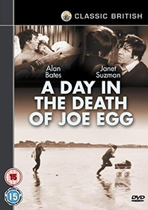 A Day in the Death of Joe Egg  - Poster / Capa / Cartaz - Oficial 4