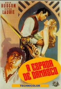A Espada de Damasco - Poster / Capa / Cartaz - Oficial 2