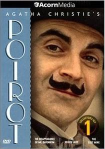 Poirot (1ª temporada) - Poster / Capa / Cartaz - Oficial 1