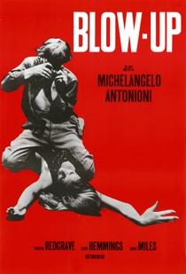Blow-Up - Depois Daquele Beijo - Poster / Capa / Cartaz - Oficial 1