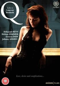 Q - Poster / Capa / Cartaz - Oficial 1