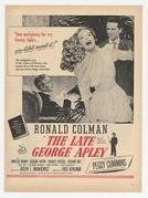 Tenho Direito ao Amor (The Late George Apley)