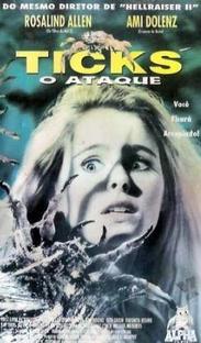 Ticks - O Ataque - Poster / Capa / Cartaz - Oficial 4