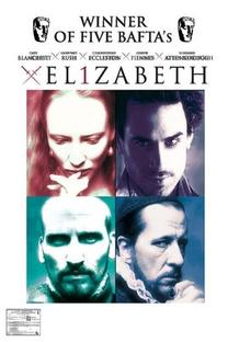 Elizabeth - Poster / Capa / Cartaz - Oficial 8