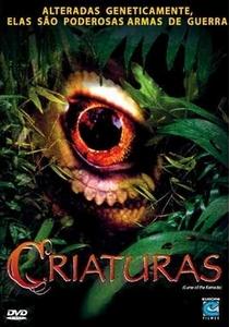 Criaturas - Poster / Capa / Cartaz - Oficial 1