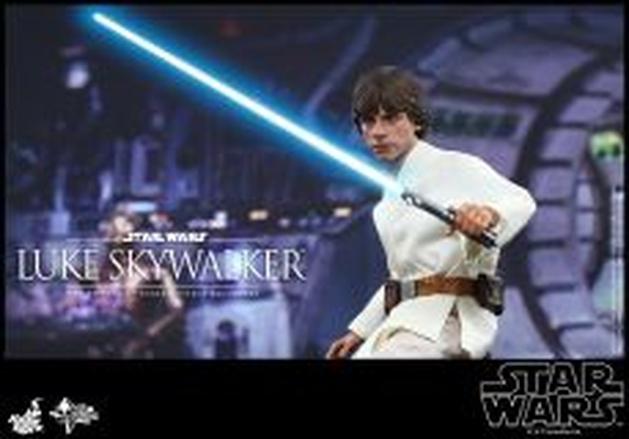 Star Wars: Luke Skywalker ganhará action figure da Hot Toys