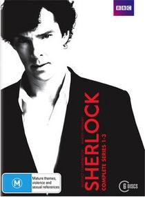 Sherlock Uncovered - Poster / Capa / Cartaz - Oficial 1