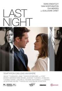 Apenas uma Noite - Poster / Capa / Cartaz - Oficial 2