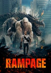 Rampage: Destruição Total - Poster / Capa / Cartaz - Oficial 2
