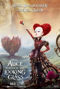Alice Através do Espelho - Poster / Capa / Cartaz - Oficial 23