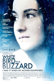 Pássaro Branco na Nevasca - Poster / Capa / Cartaz - Oficial 2