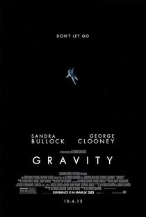 Gravidade - Poster / Capa / Cartaz - Oficial 2