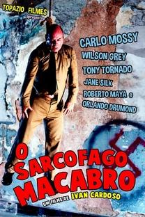 O Sarcófago Macabro  - Poster / Capa / Cartaz - Oficial 1