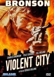 Cidade Violenta - Poster / Capa / Cartaz - Oficial 3
