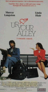 Up Your Alley - Poster / Capa / Cartaz - Oficial 1