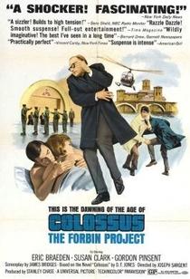 Colossus 1980 - Poster / Capa / Cartaz - Oficial 2