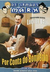 Por Conta do Bonifácio - Poster / Capa / Cartaz - Oficial 2