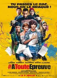 À Toute Épreuve - Poster / Capa / Cartaz - Oficial 1