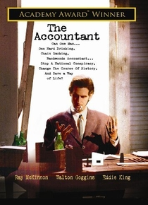 The Accountant - Poster / Capa / Cartaz - Oficial 1