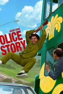 Police Story: A Guerra das Drogas - Poster / Capa / Cartaz - Oficial 5