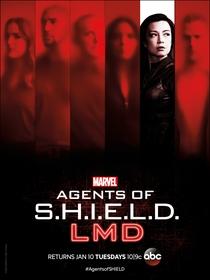 Agentes da S.H.I.E.L.D. (4ª Temporada) - Poster / Capa / Cartaz - Oficial 4