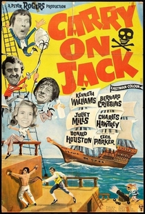 Carry on Jack - Poster / Capa / Cartaz - Oficial 2