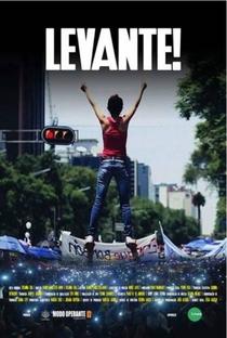 Levante - Poster / Capa / Cartaz - Oficial 1
