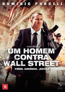 Um Homem Contra Wall Street - Poster / Capa / Cartaz - Oficial 3