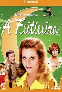 A Feiticeira (6ª Temporada) - Poster / Capa / Cartaz - Oficial 1