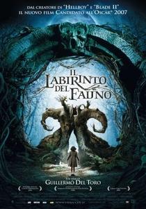 O Labirinto do Fauno - Poster / Capa / Cartaz - Oficial 1