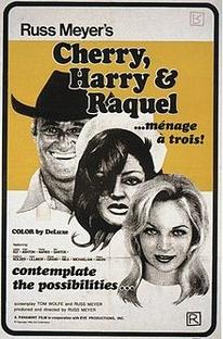 Cherry, Harry & Raquel - Poster / Capa / Cartaz - Oficial 1