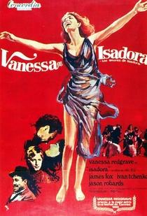 Isadora - Poster / Capa / Cartaz - Oficial 4
