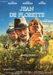 Jean de Florette - Poster / Capa / Cartaz - Oficial 5