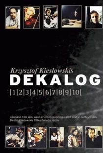 O Decálogo - Poster / Capa / Cartaz - Oficial 4