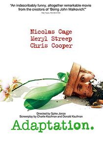 Adaptação. - Poster / Capa / Cartaz - Oficial 5