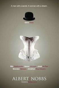 Albert Nobbs - Poster / Capa / Cartaz - Oficial 1